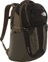 The North Face Recon Rugtas TNF Black/New Taupe Green