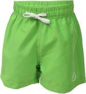 Color Kids Kids Bungo Beach Shorts  Zwembroek - Maat 128  - Unisex - groen
