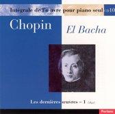 Chopin: Les dernières oeuvres, Vol. 1 (1842)