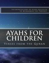 Ayahs for Children