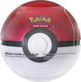 Pokémon Pokeball Tin 2018 Poké Ball - Pokémon Kaarten