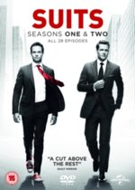 Suits - Season 1&2 (Import)