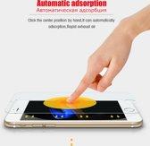 iPhone 6 Plus Screenprotector Screen Protector Display folie Anti-Schok Bescherm uw Glas!