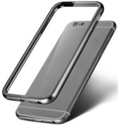 Aluminium Bumper Case iPhone 6 Plus - Grijs