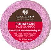 Aromaesti Solid Shampoo Bar Granaatappel - dunner wordend haar - 2 stuks