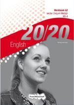 20/20 / English Sector zorg en welzijn N3-4 / deel Werkboek