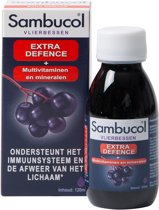 Sambucol extra defence - 120 ml
