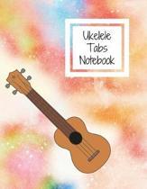 Ukelele Tabs Notebook