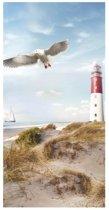 Lighthouse - Strandlaken - 70x140 cm - Multi