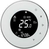 Slimme WiFi touchscreen thermostaat met app | Google Home | Amazon Alexa