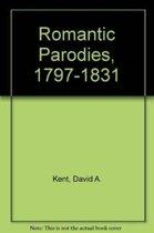 Romantic Parodies, 1797-1831