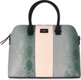 Paul's Boutique Maisy Hirst - Handtas - Grey Snake