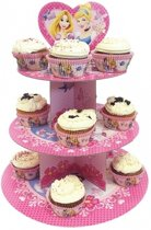 Cake Stand Princess Three Levels 30 cm