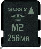 Sony Memorystick Micro (M2) 256 MB