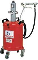 Gülersan Model 2110, pneumatische vetpomp, 10 liter