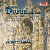 Dupre: Complete Organ Works Vol 4 / Jeremy Filsell