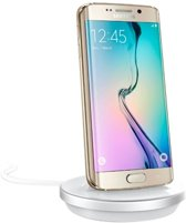 KiDiGi Power Dock for Samsung Galaxy S6/S6 Edge (Plus) White