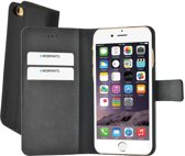 Mobiparts Premium Wallet Case Apple iPhone 6/6S Black
