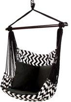 Kopu® Beach Line Chair Zigzag - Black