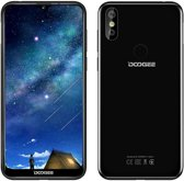 Doogee Y8 6,1 inch Android 9.0 Quad Core 3400mAh 3GB/32GB Zwart