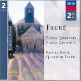 Piano Quartets/Quintets
