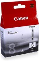 Canon  CLI-8 Inktcartridge - Zwart