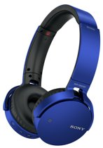 Sony MDR-XB650BT - Draadloze eXtra Bass on-ear koptelefoon - Blauw