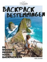 Boekomslag van 'Backpack bestemmingen'