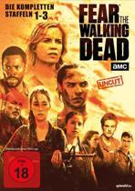 Fear the Walking Dead Staffel 1-3 (Blu-ray)
