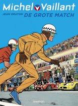 Michel Vaillant - Vintage Hc01. De grote match