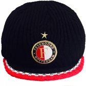 Feyenoord Muts - Zwart