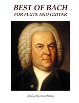 Best of Bach for Flute and Guitar