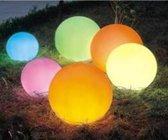 LED Bol 50CM - Decoratie Lamp met Afstandsbediening - Oplaadbaar Waterdicht - LED - RGB Kleuren