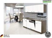 Respekta® rechte keuken 'Alicante' compleet incl. apparatuur