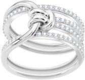 Swarovski - 5402448 Lifelong Crystal Silver Ring - Maat 18.50 mm (58)