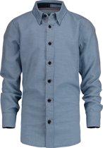 e16a0f88a4c8b5 bol.com | Vingino Jongens T-shirt Heuts - Blauw - Maat 128