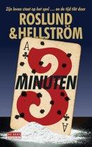 Boek cover Drie minuten van Anders Roslund