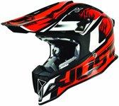 JUST1 Helmet J12 Dominator Orange 54-XS