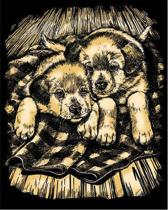 Krasfolie Puppy