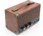 GPO WESTWOODMINIBRO Compacte retro Bluetooth speaker