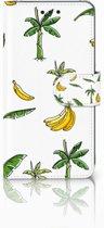 Huawei P20 Boekhoesje Design Banana Tree