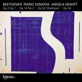 Piano Sonatas Opp 2/1 14/2 53&54