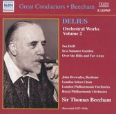 Delius: Orchestral Works,Vol.2