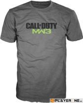 Call Of Duty Grijs MW3 Logo X Large