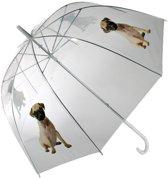 Best Price Alarm Hond Paraplu  - Ø 85 cm - Transparant