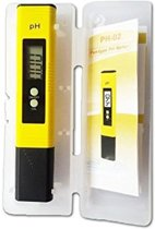 Digitale PH Meter LCD Model 2019 - Incl Opbergbox