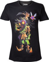 The Legend of Zelda - Zelda Majora's Mask T-Shirt - Maat XXL