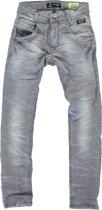 jongens Broek Cars jeans Jongens Broek - Grey used - Maat 122 8718082732703