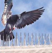 ProGarden Vogelpinnen - Afweerpinnen - Vogelwering - Duivenpin - 3 strips van 40 cm