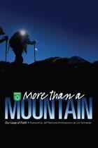 More than a Mountain: Our Leap of Faith